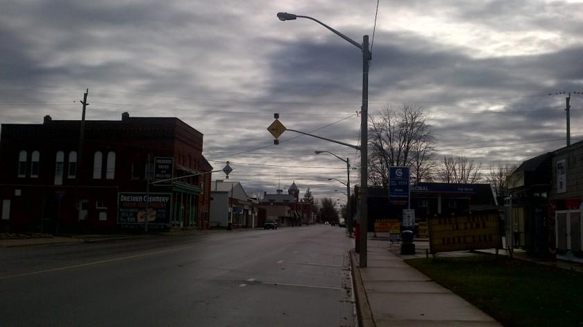 Main Street, Dresden Ontario Canada